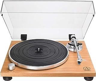 Audio-Technica at-LPW30TK Fully Manual Belt-Drive Turntable (Renewed)