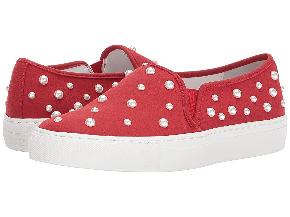 Katy Perry The Matilda (Cherry Red Suede) Women