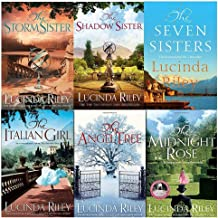 Lucinda Riley Collection 6 Books Bundles (The Seven Sisters,The Shadow Sister,The Storm Sister,The Midnight Rose,The Angel...