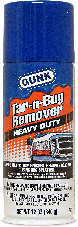Max 83% OFF Gunk TR1 safety Tar-N-Bug Remover - oz 12 Blue