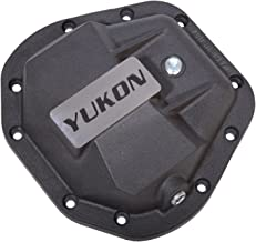 Yukon Gear YHCC-D60 Black Differential Cover