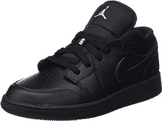 Nike 耐克 中性 儿童 Air Jordan 1 Low (GS) 篮球鞋