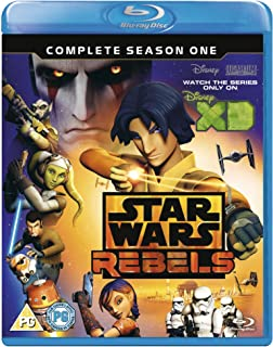 Star Wars Rebels [Blu-ray]