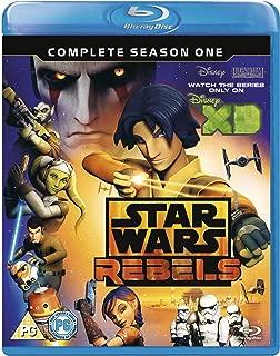 Star Wars Rebels Region Free
