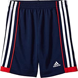 adidas Kids Next Speed Shorts (Toddler/Little Kids)