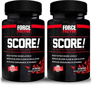 Force Factor Score! 28ct 2-Pack, 56 Count