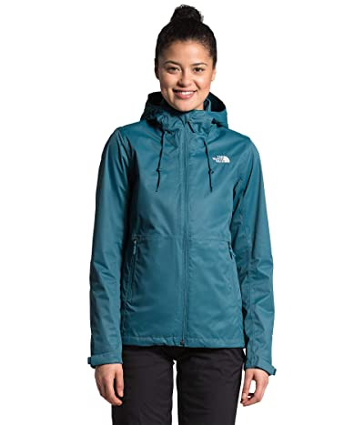 The North Face Arrowwood Triclimate(r) Jacket (Mallard Blue) Women