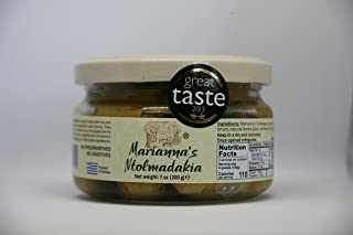 Marianna's Stuffed Greek Grape Leaves Dolmades from Halkidiki Greece 200gr. See our Special offers