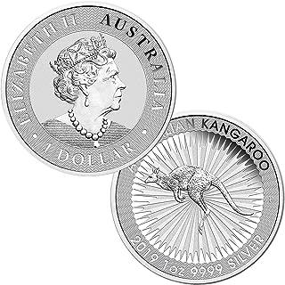 perth mint silver kangaroo