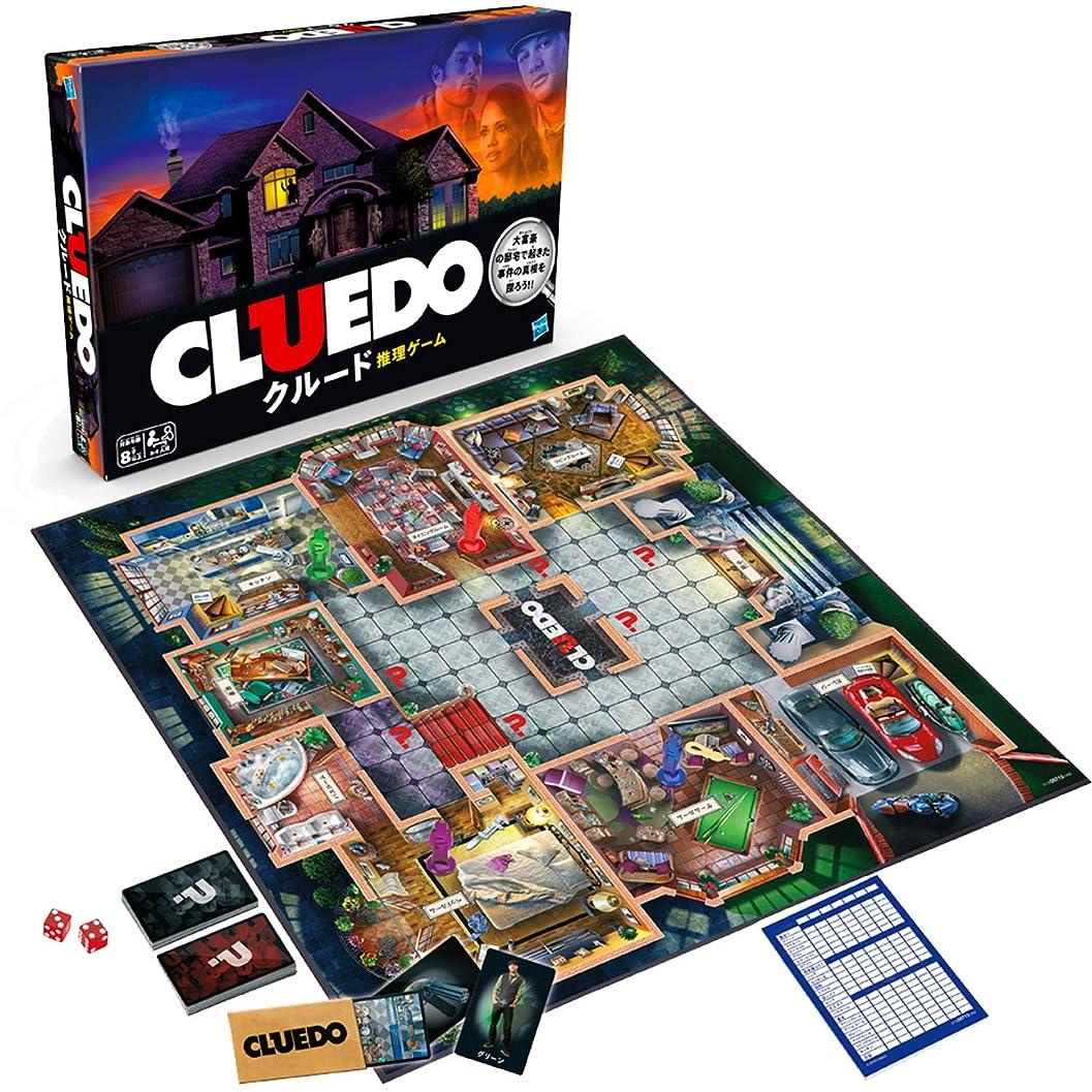 批判的続けるモザイクハズブロ ボードゲーム クルード クラシック マーダー ミステリー ゲーム 38712 正規品