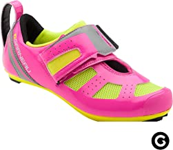 Louis Garneau Women's Tri X-Speed III Triathlon Cycling Shoes for Racing and Indoor Biking, Compatible with Major Road and SPD Pedals