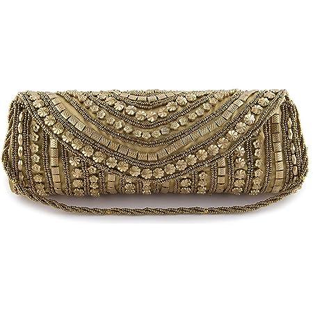 Women's Clutch (Gold)