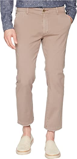 Clint Chino Pants in Taupe