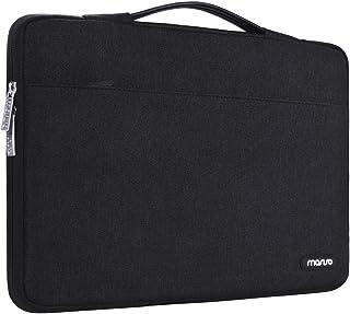 حقيبة حماية MOSISO لأجهزة الكمبيوتر المحمول 360 متوافقة مع ماك بوك برو 13-13.3 بوصة ماك بوك اير و الكمبيوتر المحمول مع حزا...