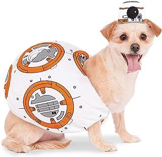 Rubie's Star Wars VII: The Force Awakens BB-8 Pet Costume, Small