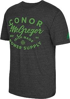 UFC Reebok Men's Short Sleeve Crew Neck (FIghters)
