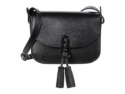 Furla 1927 Mini Crossbody 17 (Nero) Handbags