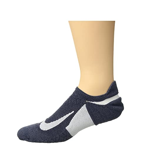 Show running White Nike Carbon Thunder Calcetines Blue No de Light Cushion Elite Tab UYa77xpqgw