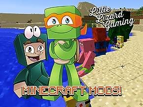 Clip: Little Lizard Gaming - Minecraft Mods!