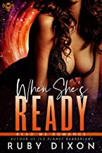When She's Ready: A Sci-Fi Alien Romance Novella