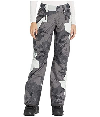 The North Face Freedom Insulated Pants (Asphalt Grey Rom Print) Women