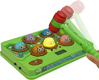 Catchstar Whack-a-mole Game Fast Reflexes Whack A Mole Game Counting Score Wack-a-mole Language Learning Musical Wack A Mo...