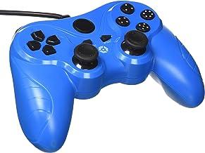 Gioteck - Mando Con Cable VX3, Color Azul (PS3)