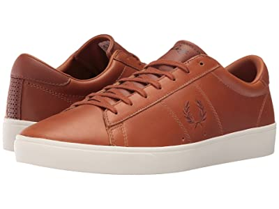 Fred Perry Spencer Waxed Leather (Tan) Men