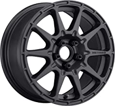 Method Race Wheels MR501 VT-SPEC 2 Matte Black Wheel with Painted (15 x 7. inches /5 x 100 mm, 48 mm Offset)