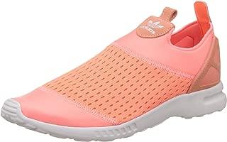 adidas Originals Women's Zx Flux Adv Smooth Slip On Trainers UK5.5 Pink