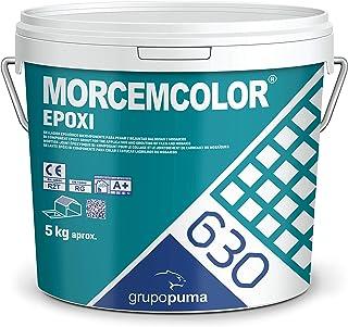 630 Morcemcolor Epoxi RG Blanco: Mortero de colocación y re