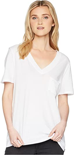 Hurley Hallow Perfect Short Sleeve V Tee