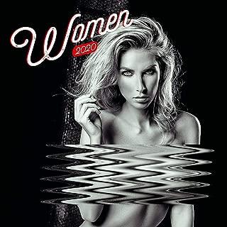 Woman Poster Calendar - Hot Girl Calendar - Calendars 2019 - 2020 Wall Calendar - Sexy Woman Calendar