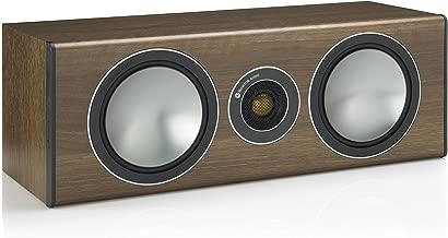 Monitor Audio Bronze Center Speaker - Walnut
