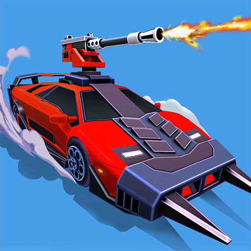 Rage of Car Force: Jeux de Crash de Voiture