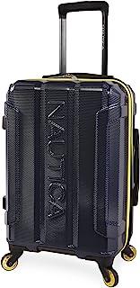 حقيبة سبينر متينة من نوتيكا ماكر، 53.34 سم، كحلي / أصفر