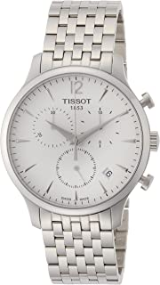 Tissot Men's T0636171103700 Analog Display Quartz Silver Watch
