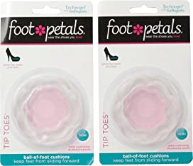 cd79fe2830 Technogel w/ Softspots Tip Toes 2-Pair Pack. 182. Foot Petals. Technogel w/  Softspots Tip Toes 2-Pair Pack. $26.00. Technogel Amazing Arches