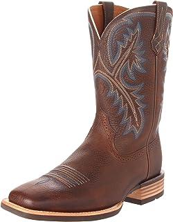 حذاء ARIAT غربي للرجال كويك درو