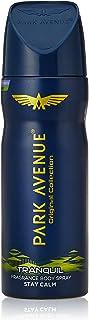 Park Avenue Tranquil Fragrance Body Spray for Men, Stay Calm, 150ml