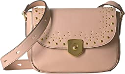 Cole Haan - Marli Studding Mini Saddle