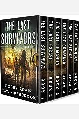 The Last Survivors Box Set: The Complete Post Apocalyptic Series (Books 1-6) Kindle Edition