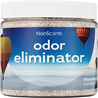 NonScents Air Freshener and Odor Eliminator - Bathrooms, Kitchens and Laundry Rooms