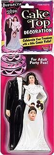 Forum Novelties Divorced Diva Cake Topper