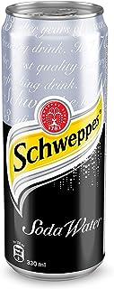 Schweppes Soda Water - 330 ml