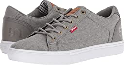 11fb815bd3b48c Levis shoes larkin charcoal grey