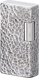 Sarome Flint Cigarette Lighter SD1-57 Antique silver / 4-side hummer tone