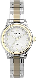 Timex Women's Classic 28mm Expansion Band Watch