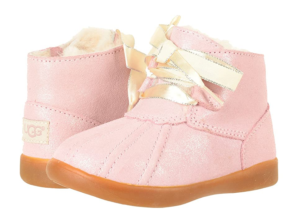 UGG Kids Payten Metallic (Toddler/Little Kid) (Starlight) Girl