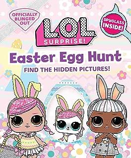 L.O.L. Surprise! Easter Egg Hunt: (L.O.L. Gifts for Girls Aged 5+, LOL Surprise, Find the Hidden Pictures, Exclusive Spygl...